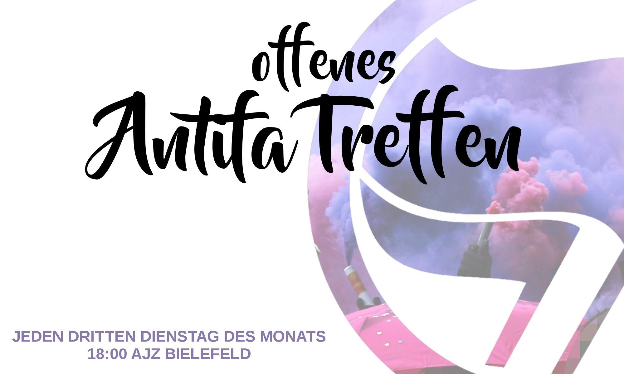 Offenes Antifa Treffen Bielefeld